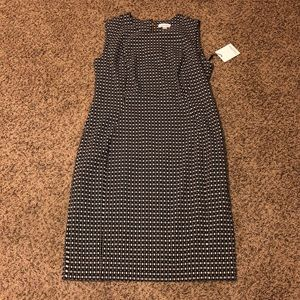 NWT Calvin Klein Patterned Dress